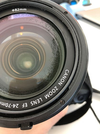 EF 24-70mm lens coating - known issues / examples   : Canon SLR Lens