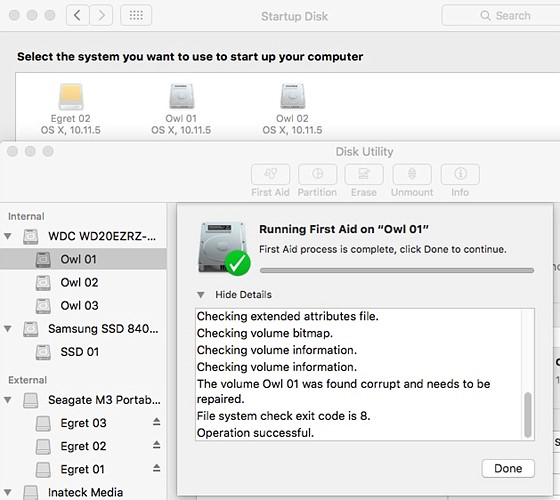 What the heck is Disk Utility for?: Mac Talk Forum: Digital