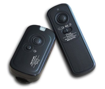 80d remote shutter release options: Canon EOS 7D / 10D - 80D