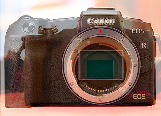 This is how small the EOS RP is (Vs an M5): Canon EOS M Talk
