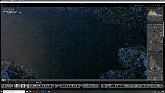 Canon EOS R Banding Landscape: Canon EOS R Talk Forum: Digital