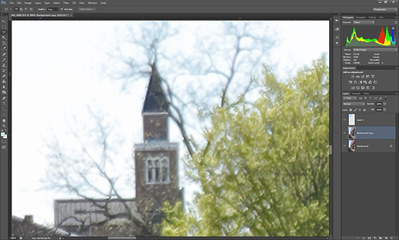 Re: Topaz DeNoise AI results -- Color Issue: Retouching