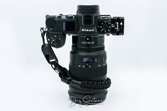 Re: Original Rowe Wrist Strap: Nikon Z Mirrorless Talk Forum