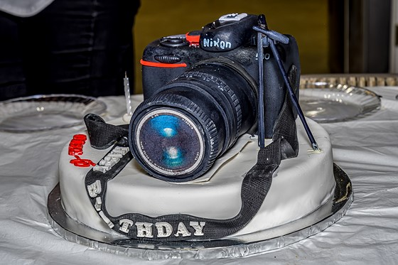 Sensational Birthday Cake Nikon Pro Dx Slr D500 D300 D200 D100 Talk Funny Birthday Cards Online Benoljebrpdamsfinfo