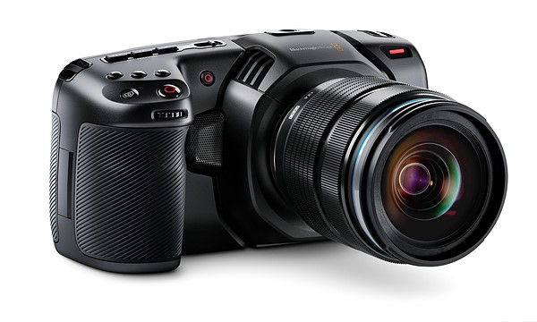 Blackmagic Design Announces Pocket Cinema Camera 4k Digital Photography Review