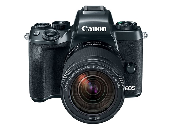 Canon EOS M5 - www.dpreview.com