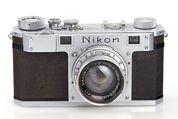 Earliest known Nikon camera fetches over $400,000 in Austrian ...
