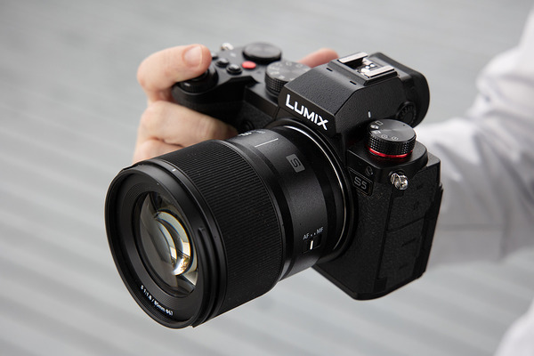 A New F1.8 Large-Aperture Fixed Focal Length Lens for the LUMIX S Series
