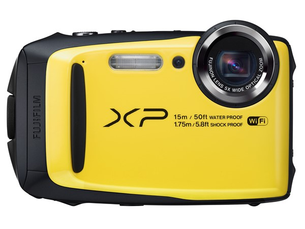 Fujifilm S Budget Finepix Xp90 Rugged Camera Makes A Splash