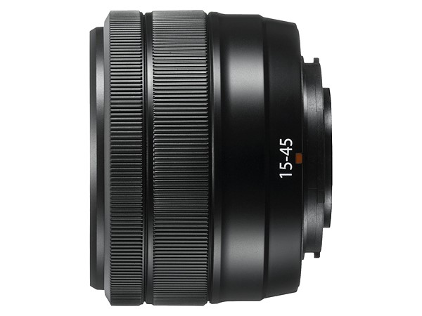 Fujifilm introduces XC 15-45mm F3 5-5 6 lens, its first X