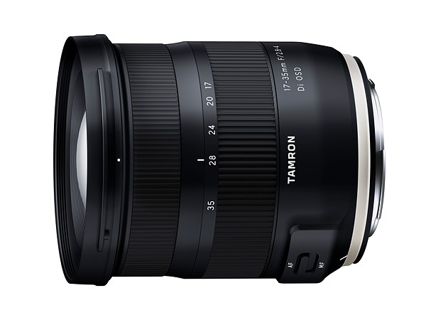 Tamron introduces affordable 17-35mm F2.8-4 full-frame lens for ...