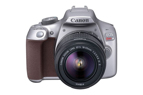 Canon Is Selling A Gray Version Of The Rebel T6 Digital Photography Review