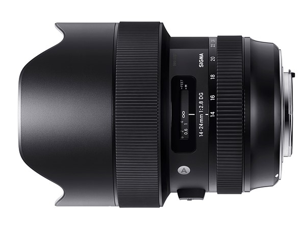 Sigma Announces Full Frame 14 24mm F28 Dg Hsm Art Lens Digital