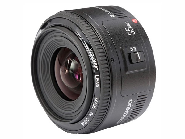 yongnuo creates near clone of canon 35mm f 2 digital photography review rh dpreview com Canon EF 35Mm F 2 Astro EF 35Mm F2 Review