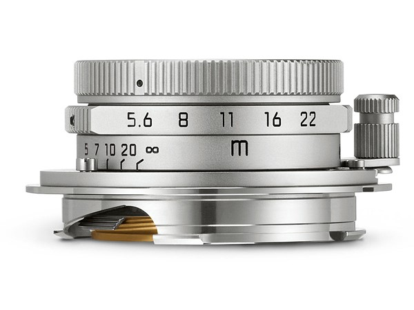 Leica launches new version of miniature Summaron 28mm F5 6