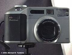 HP PhotoSmart C618 (click for larger image)
