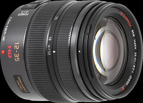 LENS HOOD RUBBER 58mm black for Panasonic Lumix G X Vario 12-35 mm 2,8