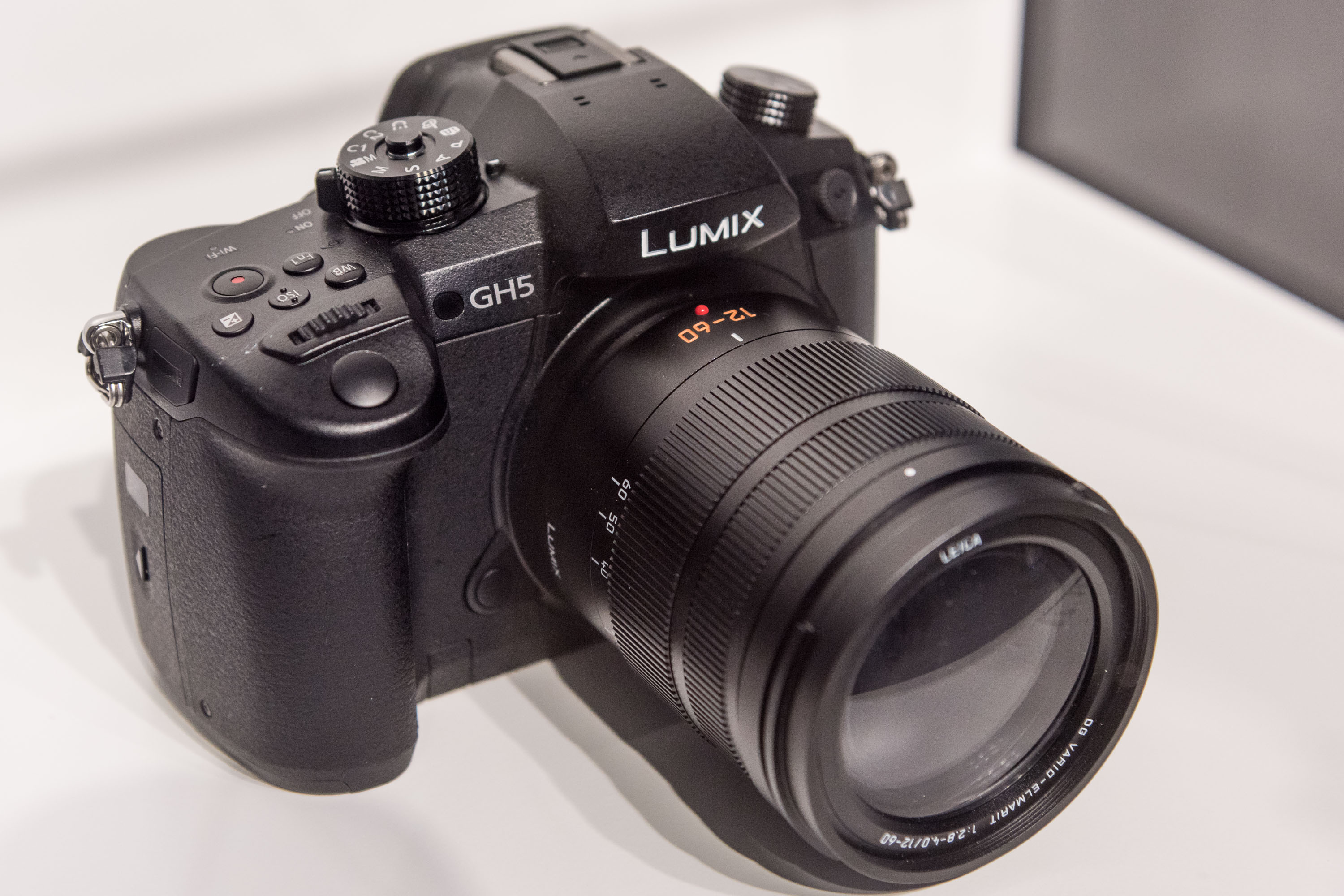 6K here we come: Here's the new Panasonic Lumix DMC-GH5: Digital  Photography Review