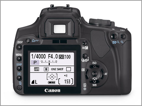 Canon EOS 400D Software Updates