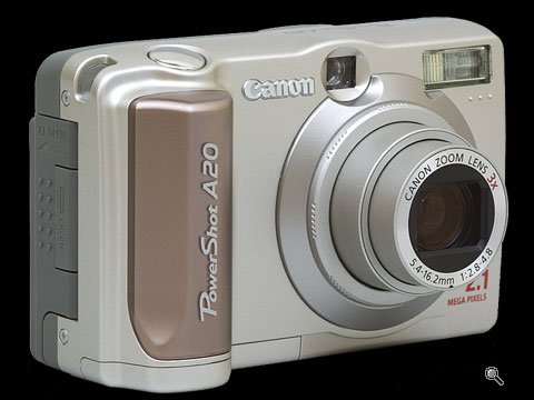 canon powershot a20 review digital photography review rh dpreview com Canon PowerShot SX50 Digital Cameras by Canon