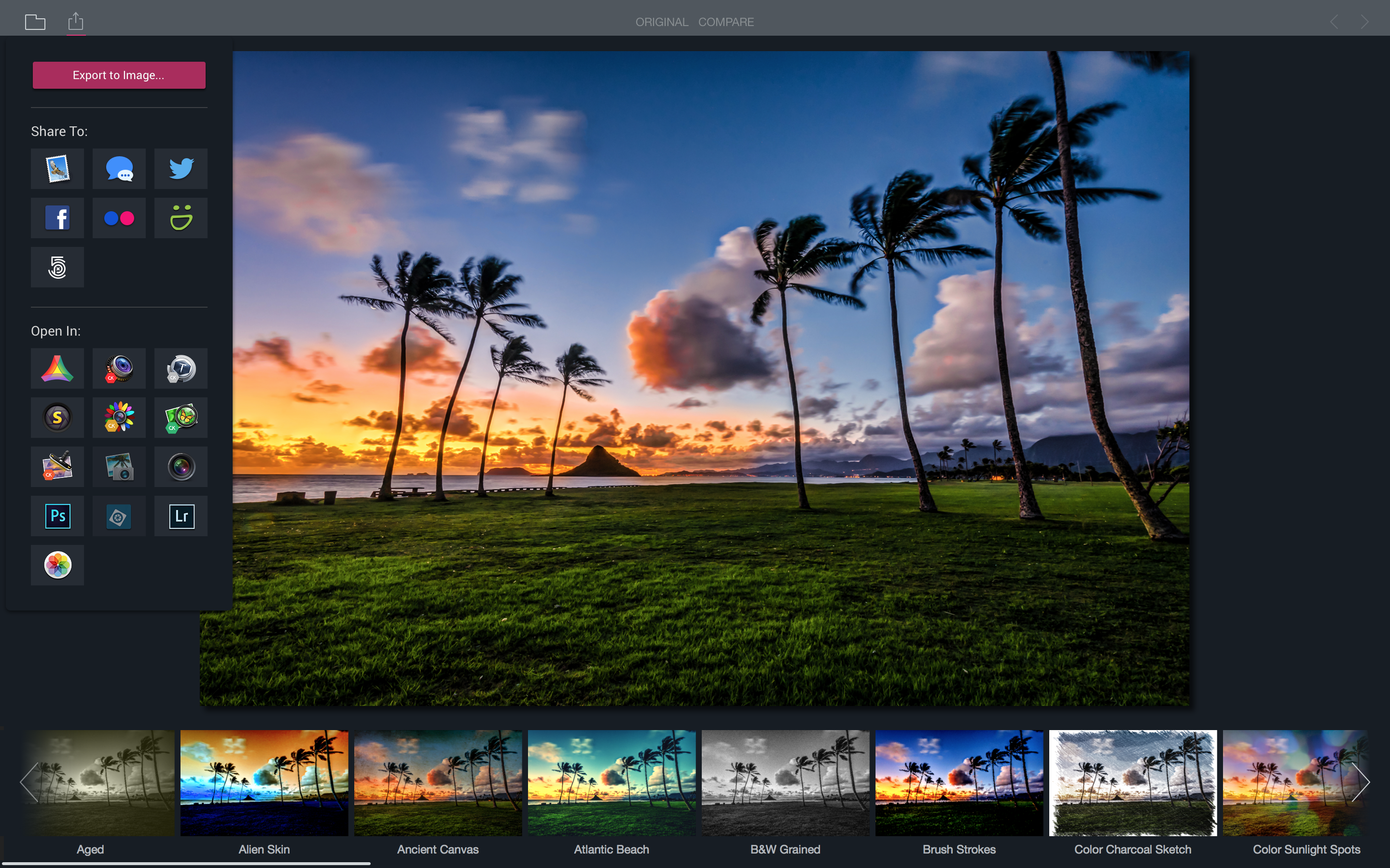 Macphun Launches Filters For Photos Free App For Mac Users Digital Photography Review
