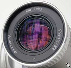 Sony DSC-F505 Carl Zeiss lens (click for larger image)