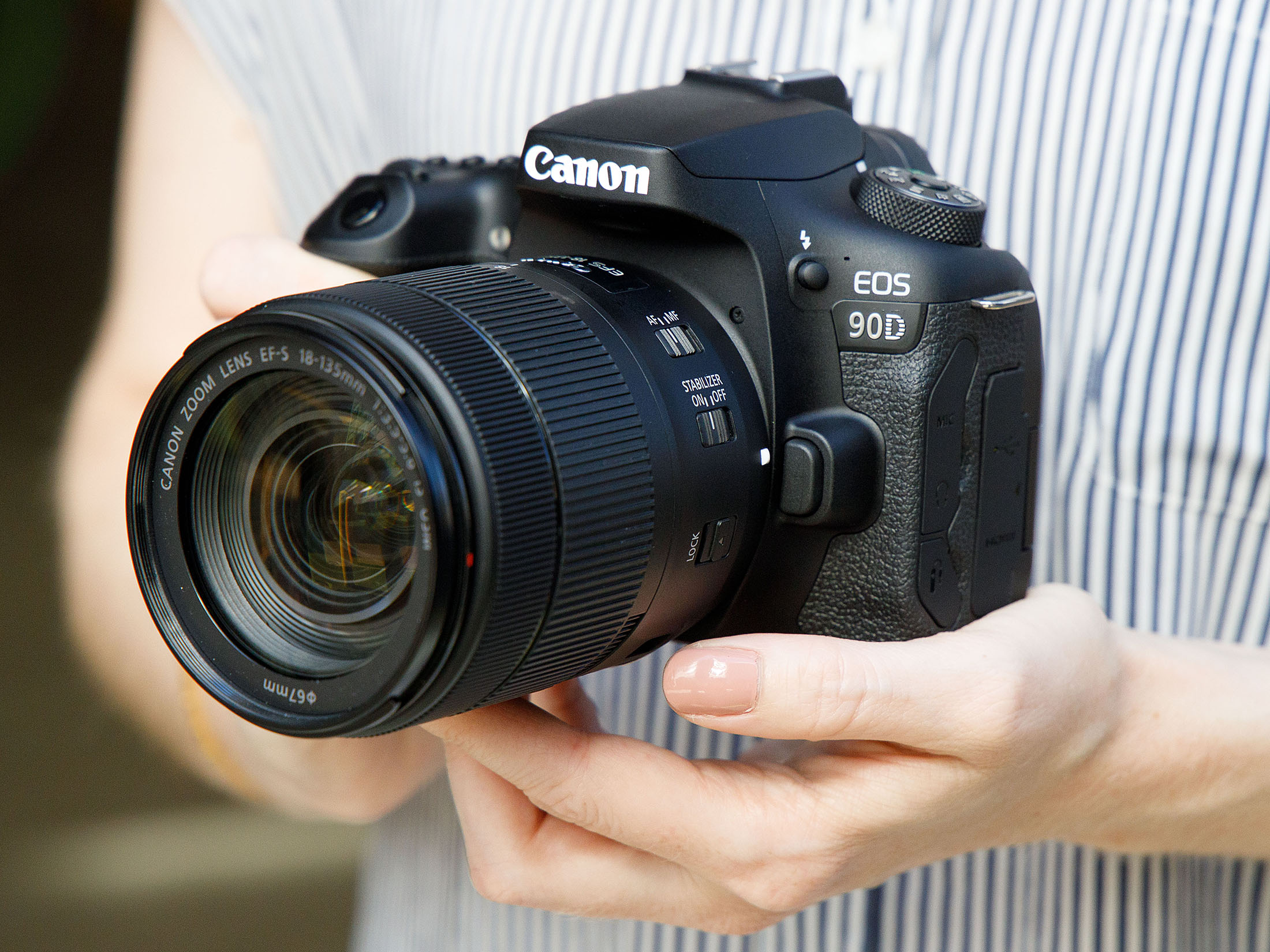 Hands-on with the Canon EOS 90D: Digital Photography Review