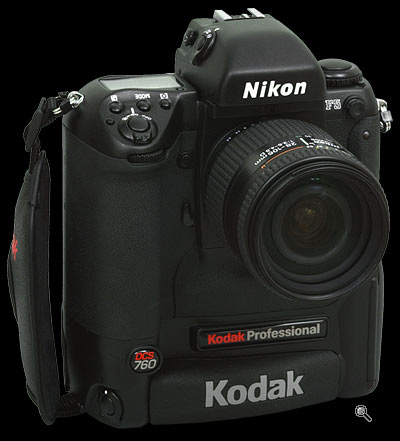 Kodak DCS 760 Review: Digital Photography Review