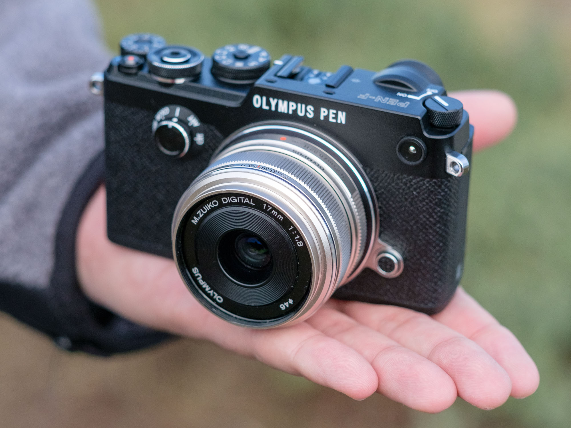 the mighty pen hands on with olympus pen f digital photography review