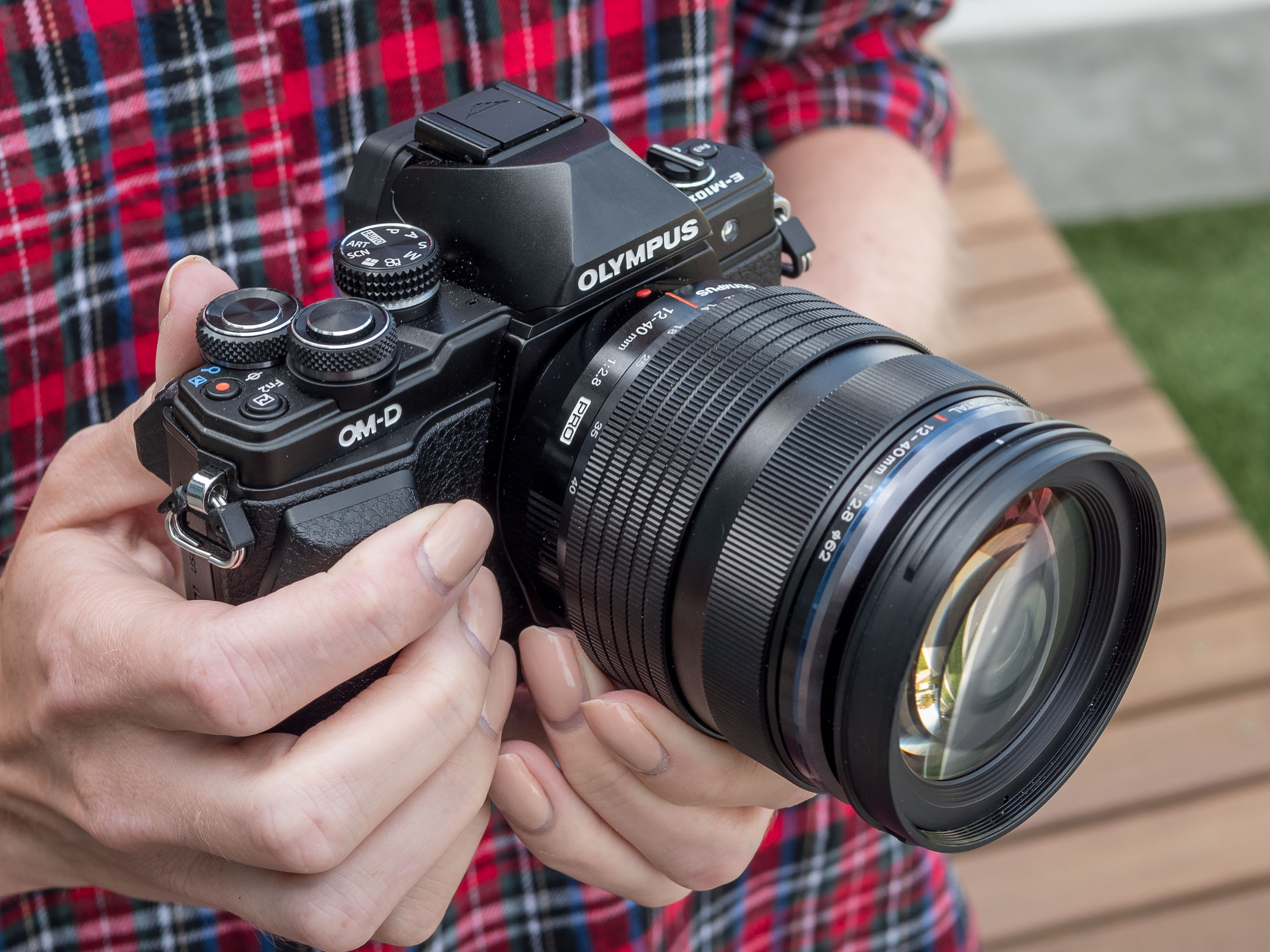 Olympus Om D E M10 Ii What You Need To Know Digital Photography Review Titan Joger