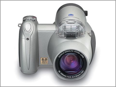 konica minolta dimage z5 specifications - Konica Minolta Digital Camera