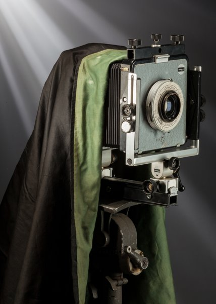 Heritage Auctions Will Soon Be The First Auction House To Ever Offer An Ansel Adams 4x5 View Camera Is Part Of A Complete Outfit Including