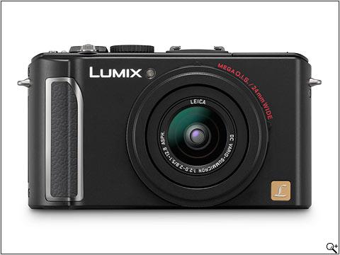 panasonic lumix dmc lx3: digital photography review