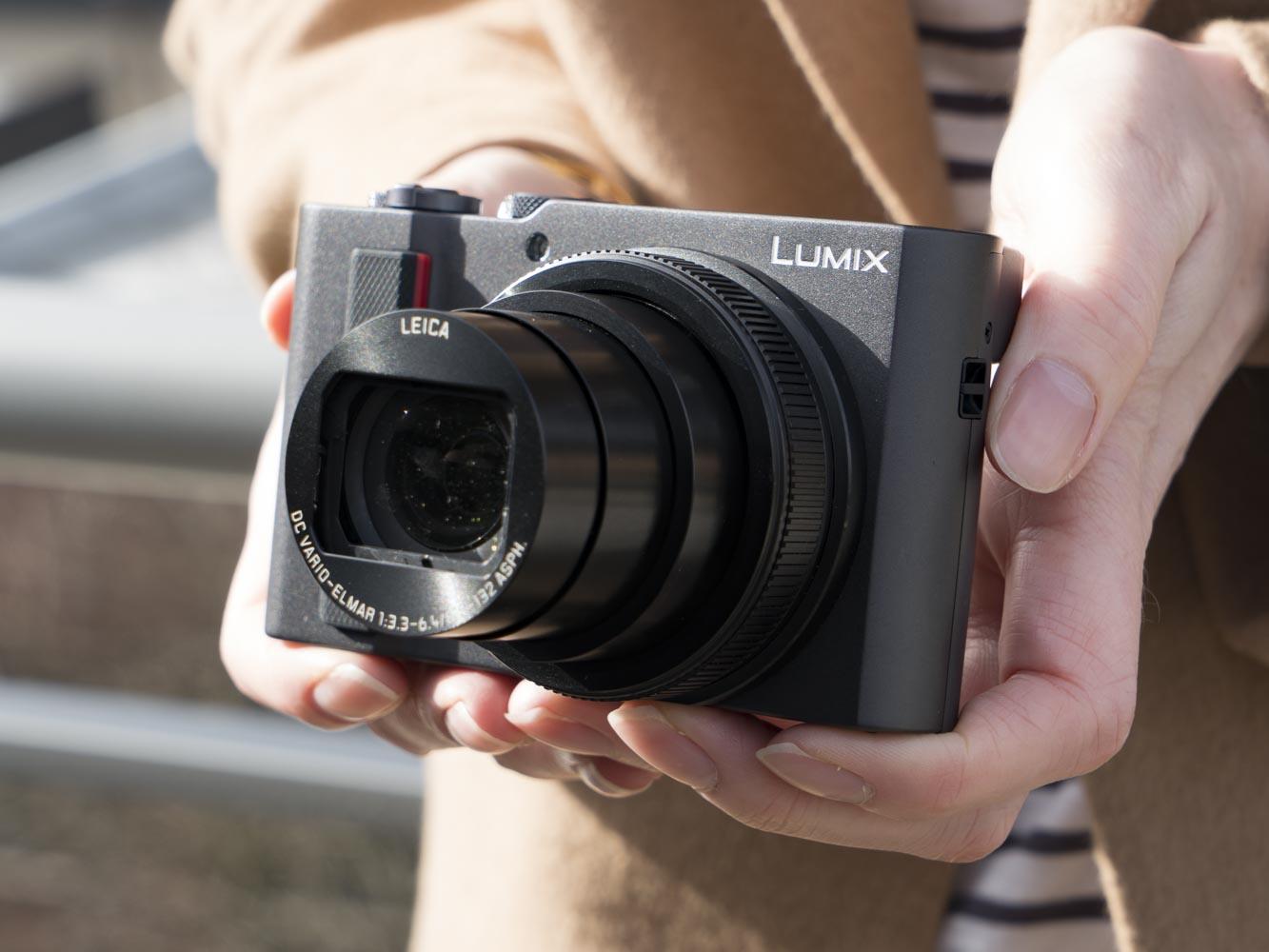Hands-on with Panasonic Lumix DC-ZS200 / TZ200: Digital ...