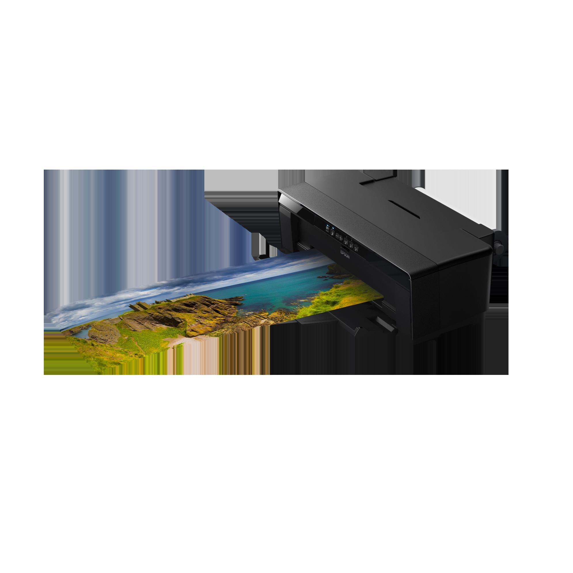 Epson UK announces SC-P400, the smallest and lightest A3+