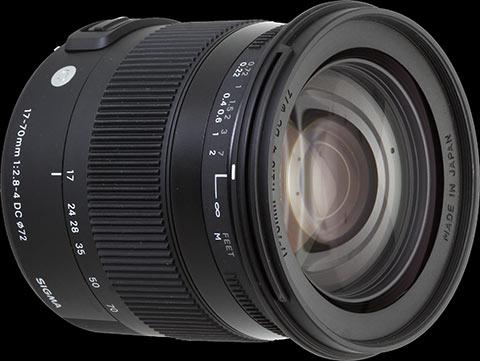 Sigma 17-70mm f/2 8-4 DC Macro OS HSM | C review: Digital