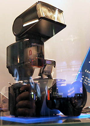 Olympus C-2500L front view (click for larger image)