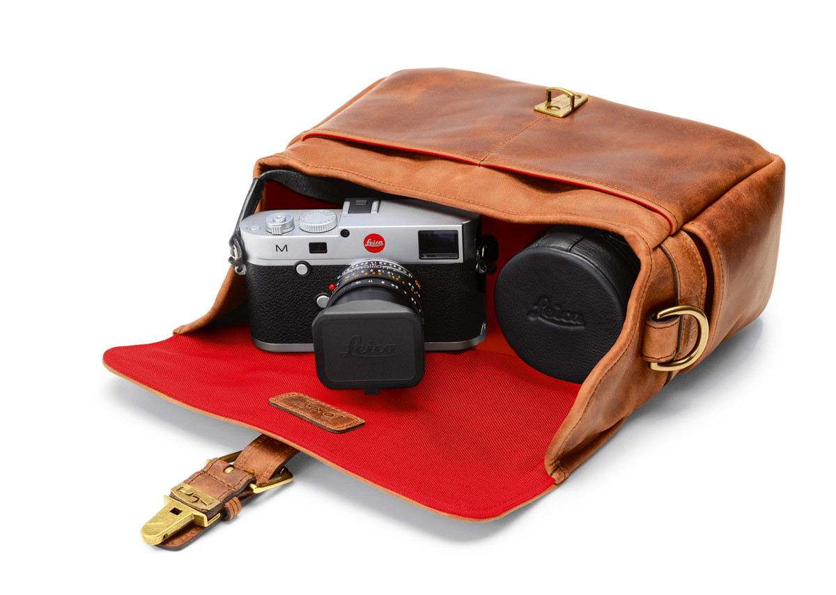 Leica And Ona Introduce More Luxury Bags For The Red Dot Obsessed Digital Photography Review