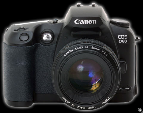 Canon EOS D60 Camera Drivers Windows 7
