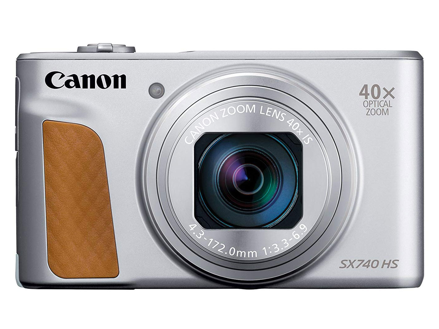 Compact Canon PowerShot SX740 HS offers 40x zoom lens and 4K video