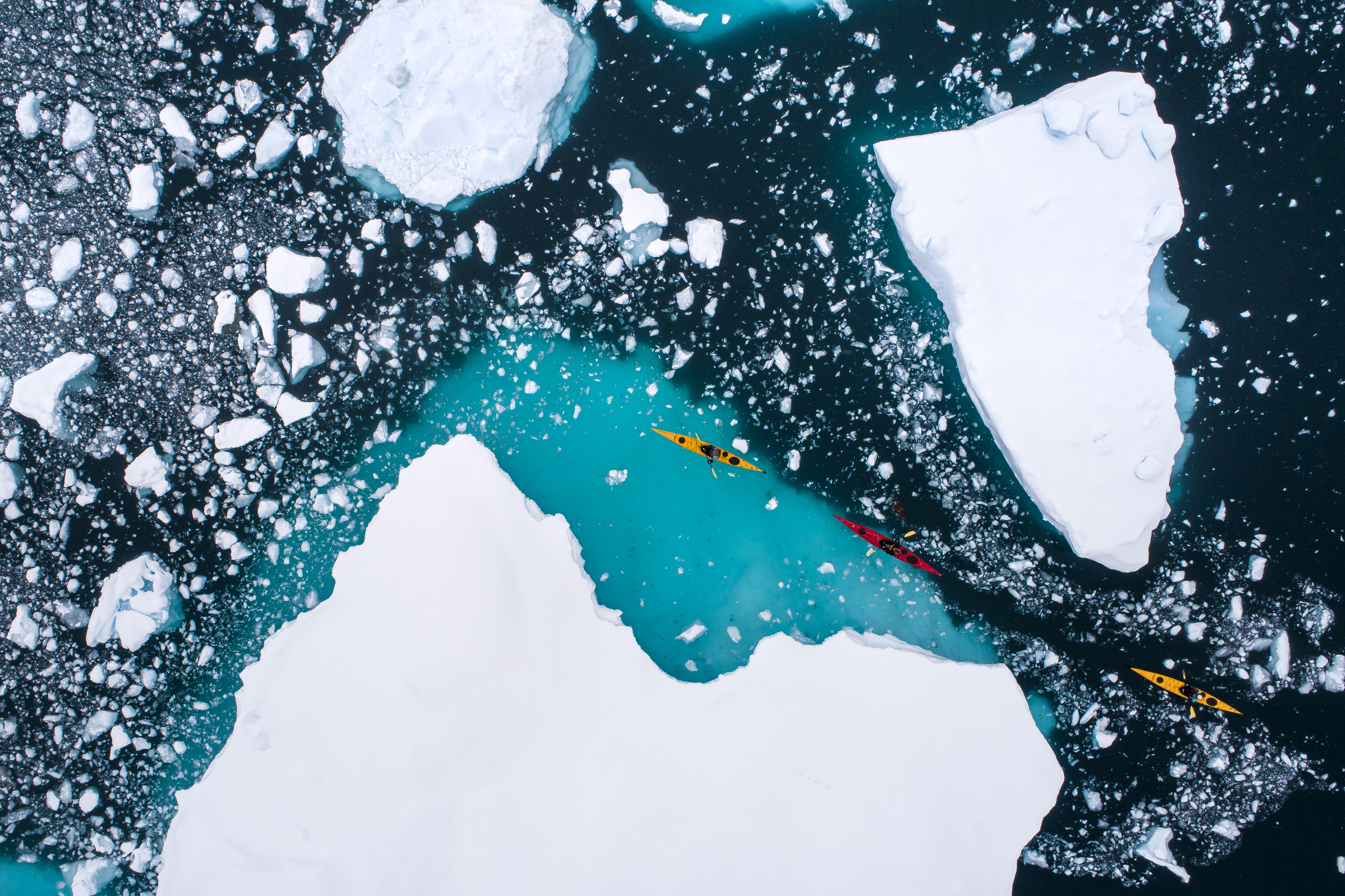 Florian Ledoux S Arctic Photos Illustrate The Effects Of Climate Change Digital Photography Review