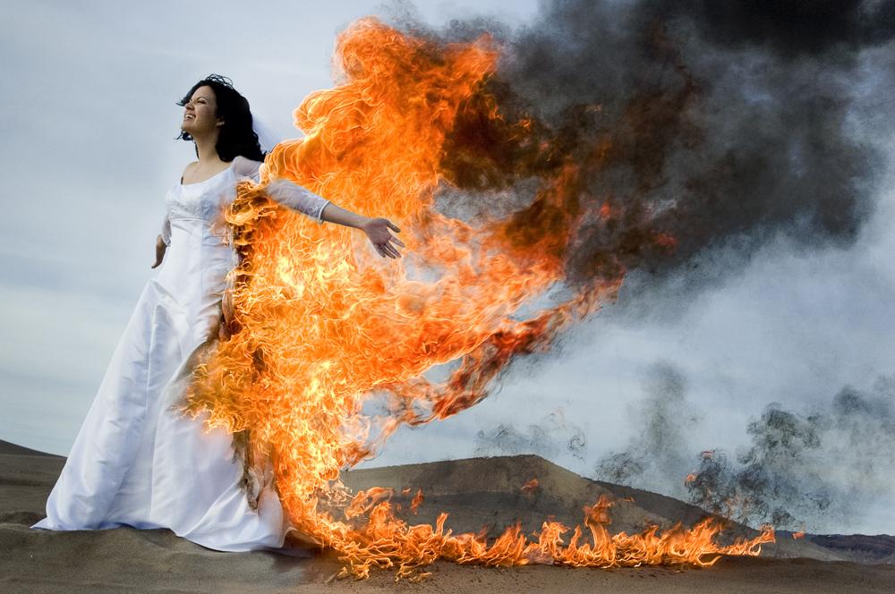 Trashing The Dress The Anti Bridal Wedding Photography Of John Michael Cooper Digital Photography Review