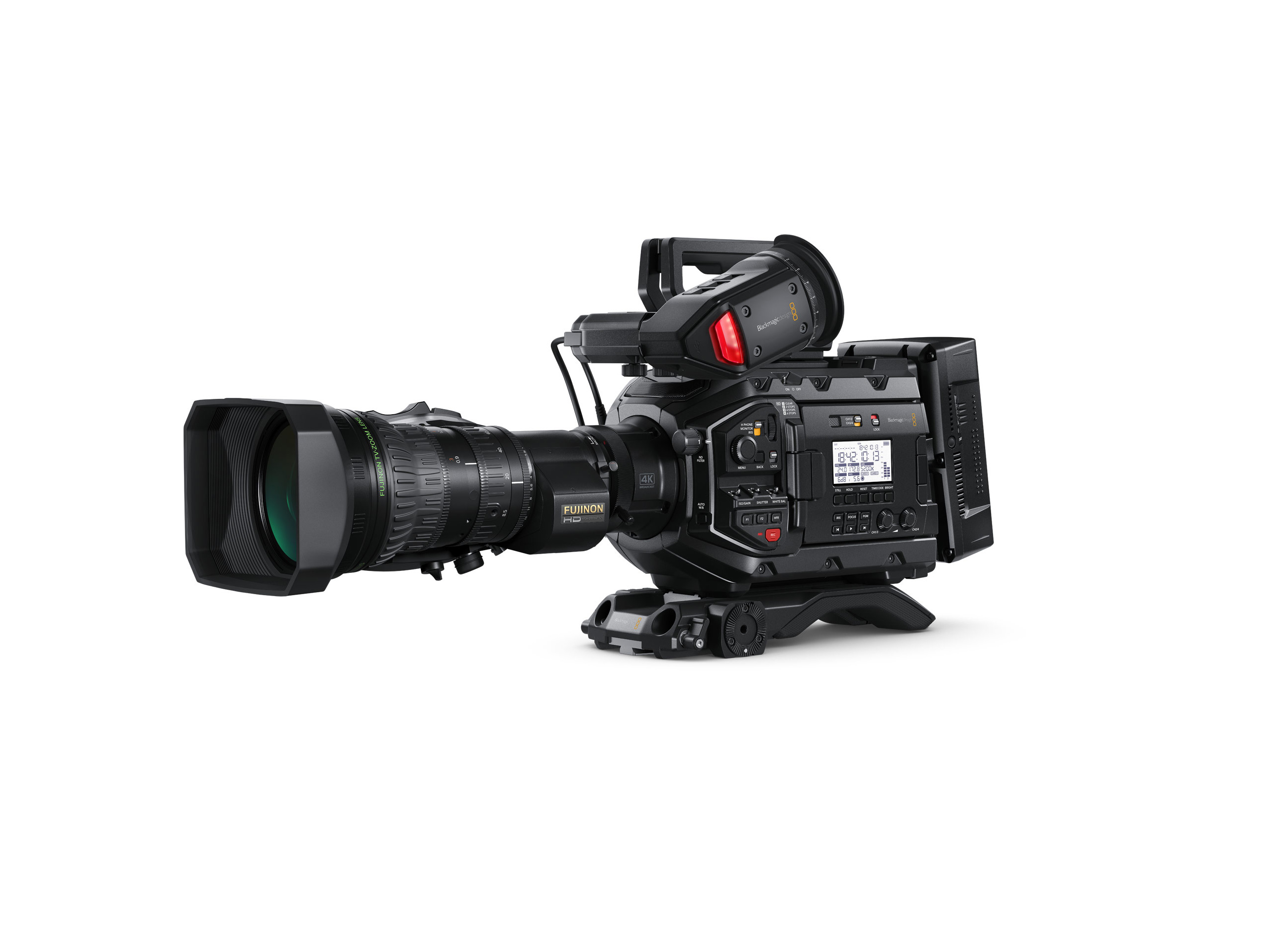 Blackmagic launches 4K broadcast camera for price of a high-end DSLR ...