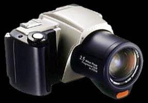 Olympus C-2500L 2.5 Megapixel SLR digicam
