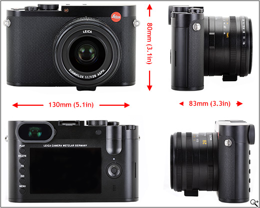 Leica Q In Depth Review Digital Photography Review