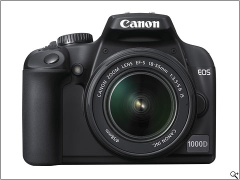 canon launches eos 1000d rebel xs digital photography review rh dpreview com Canon XS Manual PDF Canon EOS 1000D Tren Tay