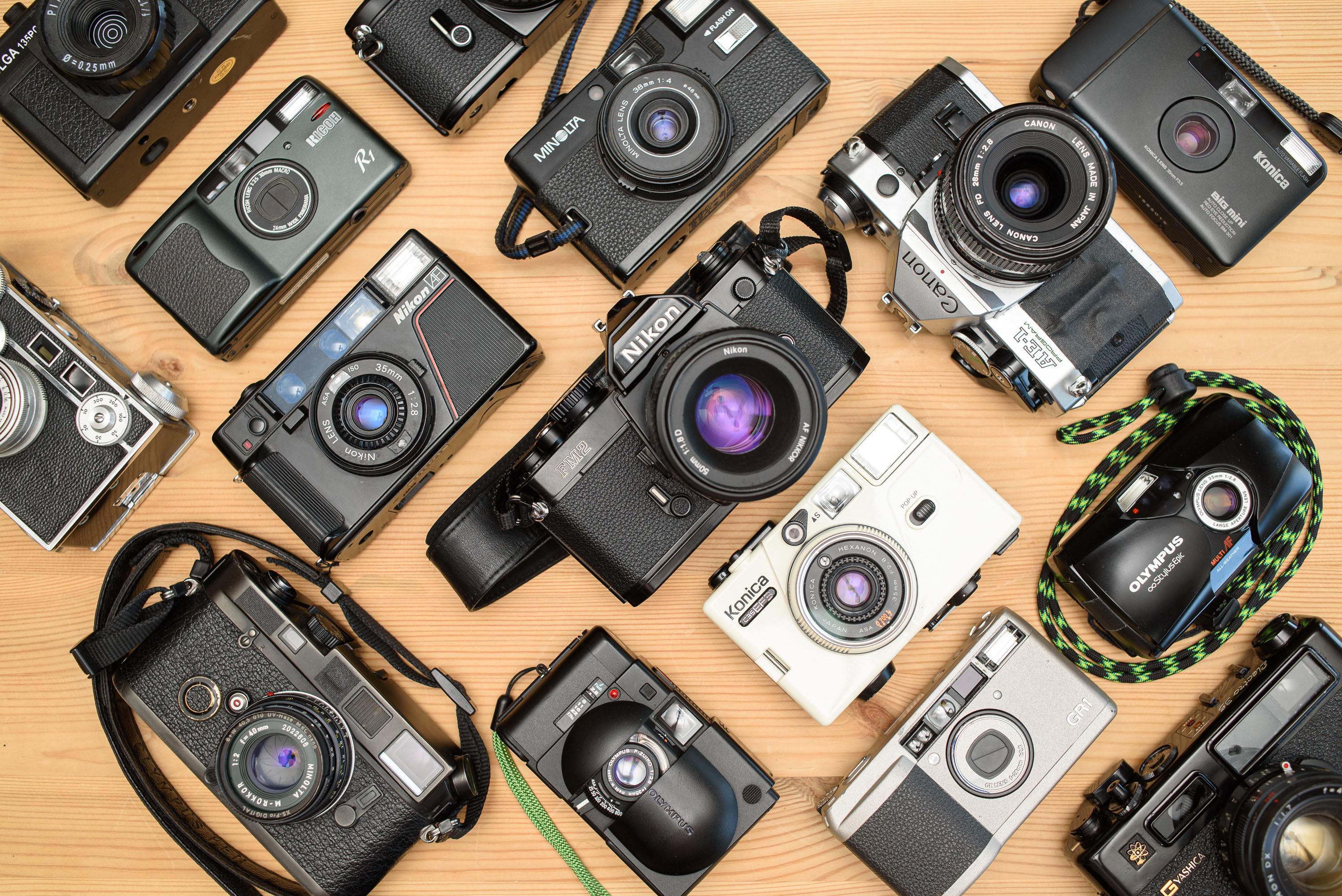 20 Things Not To Do When Buying Your First Film Camera Digital ...