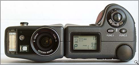 Nikon Coolpix 990.. resting.. (click for larger image)