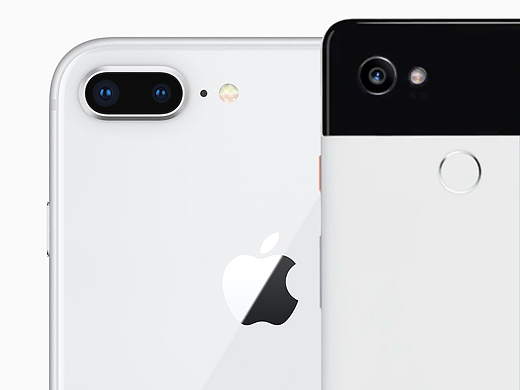 9be0b8bc1b4 Portrait mode shootout  iPhone 8 Plus vs Google Pixel 2  Digital ...