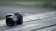 Nikon Z 35mm F1.8 S product overview